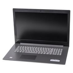 "Ноутбук LENOVO IdeaPad 330-17AST, 17.3"", AMD E2 9000 1.8ГГц, 4Гб, 500Гб, AMD Radeon R2, Windows 10, 81D7000FRU, черный"