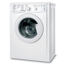 Стиральная машина INDESIT EcoTime IWSB 5105, фронтальная загрузка, белый