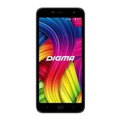 Смартфон DIGMA Linx Base 4G, серый