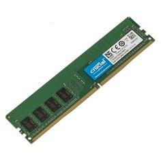 Модуль памяти CRUCIAL CT8G4DFS8266 DDR4 - 8Гб 2666, DIMM, Ret