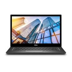"""Ноутбук DELL Latitude 7490, 14"""", Intel Core i5 8250U 1.6ГГц, 8Гб, 256Гб SSD, Intel UHD Graphics 620, Linux, 7490-1689, черный"""