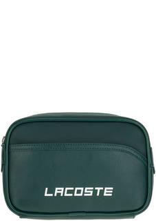 Маленькая поясная сумка с логотипом бренда Lacoste