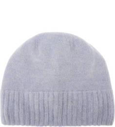 Шерстяная шапка голубого цвета Canoe