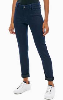 Укороченные джинсы зауженного кроя Armani Exchange