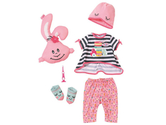Кукла Одежда для куклы Zapf Creation Baby Born Пижамная вечеринка 824-627