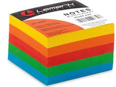 Стикеры Lamark 85x85mm 500 листов 5 Colors NT0082