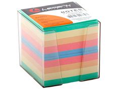 Стикеры Lamark 90x90mm 900 листов Colored NT0073