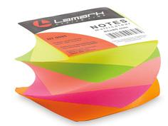 Стикеры Lamark 85x85mm 500 листов 5 Colors LAMARK80