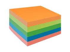 Стикеры Lamark 51x51mm 250 листов 5 Colors Neon SN0500