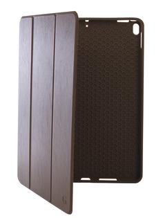 Аксессуар Чехол Gurdini для APPLE iPad Pro 2017 10.5 Leather with Apple Pencil Dark-Brown 907375