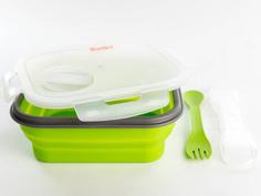 Набор посуды Retki MealKit Lime R5149