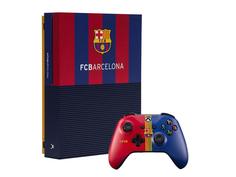 Игровая приставка Microsoft Xbox One S 1Tb Барселона. Камп Ноу RB-XB09