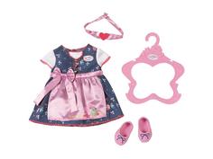 Кукла Zapf Creation Платье и обувь для куклы Baby Born 824504