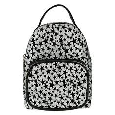 Рюкзак LADY PINK Серебряные звезды