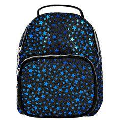 Рюкзак LADY PINK Синие звезды