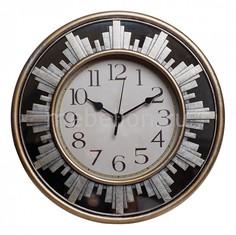 Настенные часы (30х4.2 см ) Круглые L323G Garda Decor