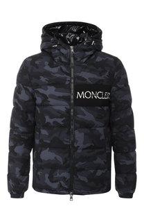 Пуховая куртка Aiton на молнии с капюшоном Moncler