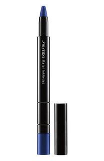 Многофункциональный карандаш-каял InkArtist, 08 Gunjo Blue Shiseido