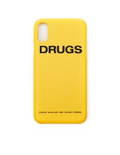 Чехол Drugs для iPhone X Raf Simons