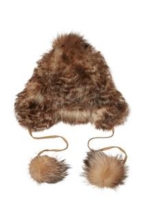 Меховая шапка Korta