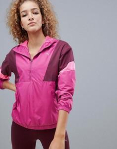 Куртка в стиле колор блок Puma A.C.E. - Мульти
