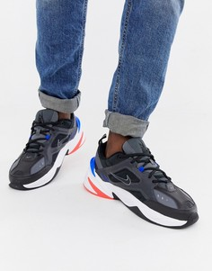 Серые кроссовки Nike M2K Tekno AV4789-003 - Серый