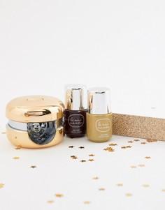 Набор ограниченной серии Le Mini Macaron Gold Holiday Ornament - Мульти