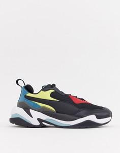 Черные кроссовки Puma Thunder Spectra - Черный