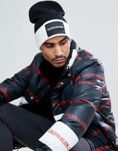 Шапка-бини Calvin Klein Jeans - Серый