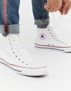 Белые кеды Converse Chuck Taylor All Star H M7650C - Белый