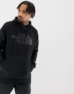 Худи черного цвета с логотипом The North Face - Черный