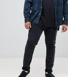 Серые джинсы скинни Lee PLUS Luke - Серый