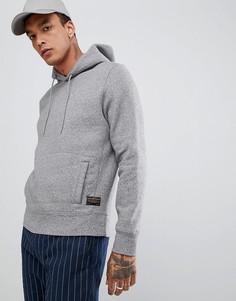 Худи серого цвета Levis Skateboarding - Серый