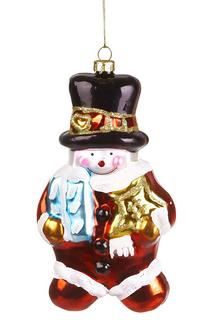 "Елочная игрушка ""Снеговик"" DUE ESSE CHRISTMAS"