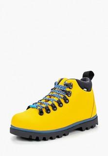 4a37f87d Желтые женские зимние ботинки – купить в интернет-магазине   Snik.co