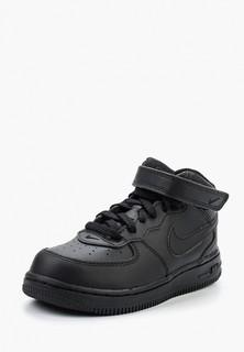 Кеды Nike Boys Nike Air Force 1 Mid (TD) Toddler Shoe Boys Nike Air Force 1 Mid (TD) Toddler Shoe