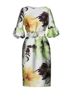 Платье до колена Matilde Cano