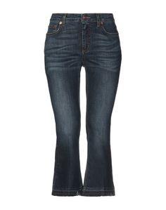 Джинсовые брюки-капри Reign