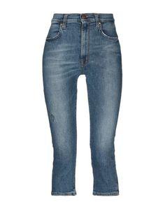 Джинсовые брюки-капри People