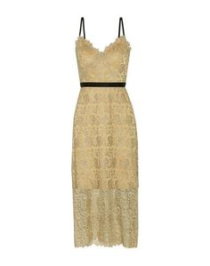 Платье длиной 3/4 Catherine Deane