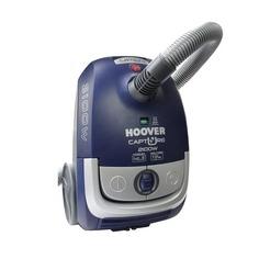 Пылесос HOOVER TCP2120 019, 2100Вт, голубой