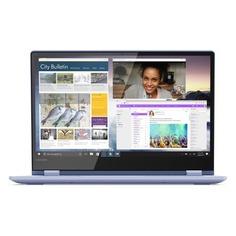 """Ноутбук LENOVO IdeaPad 530S-14IKB, 14"""", Intel Core i7 8550U 1.8ГГц, 8Гб, 256Гб SSD, nVidia GeForce Mx150 - 2048 Мб, Windows 10, 81EU00BCRU, синий"""