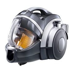 Пылесос LG VK89304H, 2000Вт, серебристый