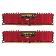 Модуль памяти CORSAIR Vengeance LPX CMK16GX4M2A2666C16R DDR4 - 2x 8Гб 2666, DIMM, Ret