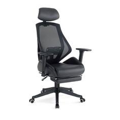 Кресло игровое БЮРОКРАТ CH-770, на колесиках, сетка/ткань, черный [ch-770/black]