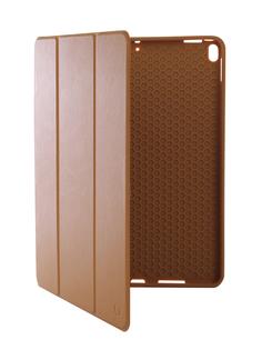 Аксессуар Чехол Gurdini для APPLE iPad Pro 2017 10.5 Leather with Apple Pencil Light-Brown 907382