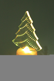 Новогодний сувенир Neon-Night Елочка 2D 501-045
