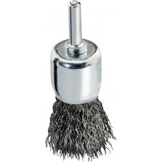 Щетка стальная (25 мм, кисточка) metabo 630554000