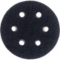 Промежуточная тарелка на липучке 80 мм metabo 624061000