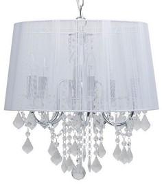 Подвесной светильник Федерика 4 379017805 Mw Light